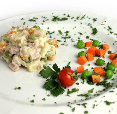 Cucina tipica piemontese insalata russa for Cucina russa